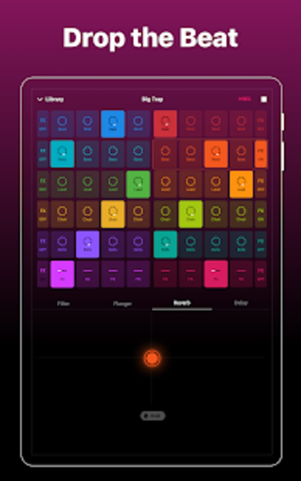Groovepad - Music Beat Maker for Android - Download