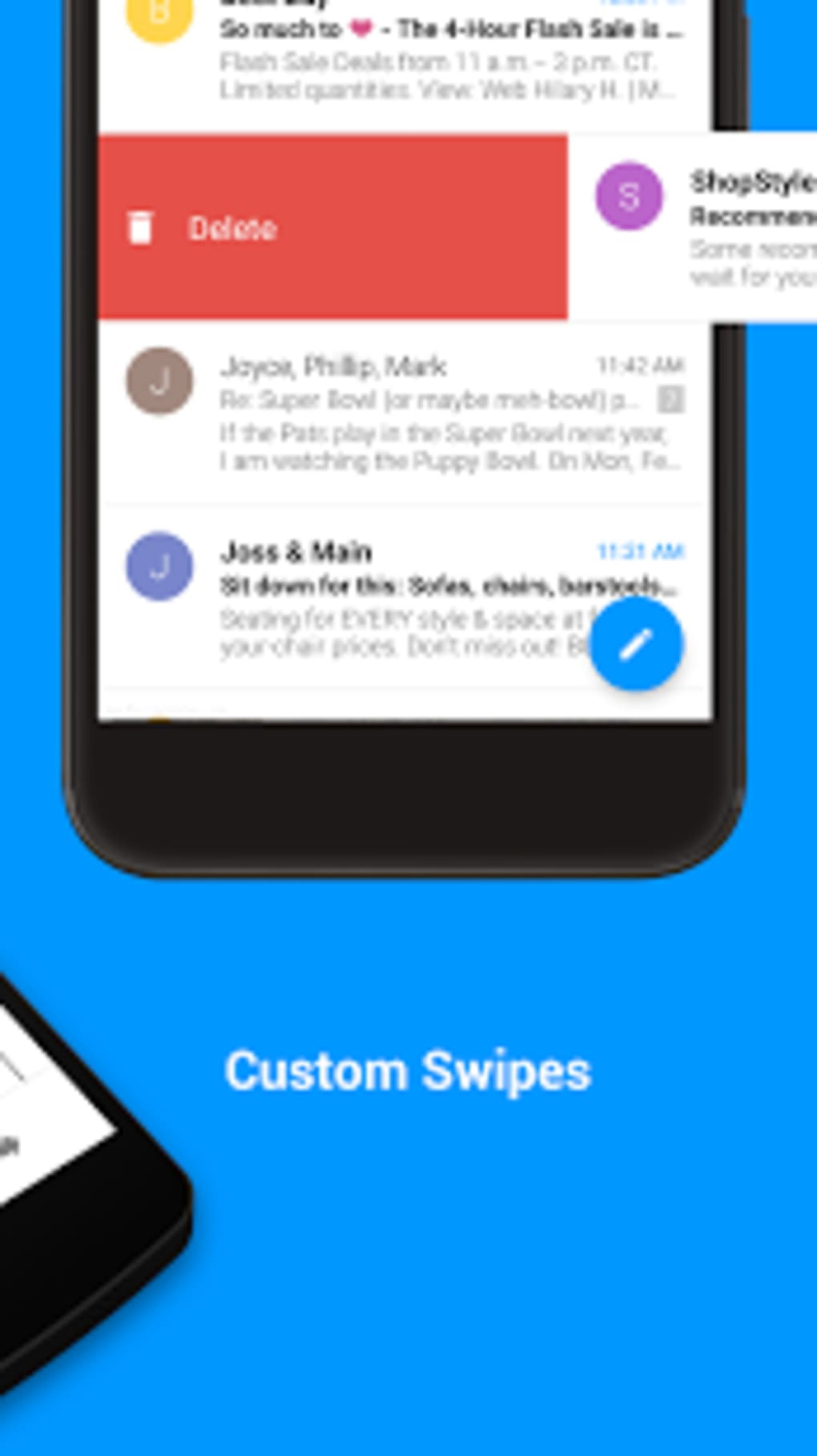 Email - Fast & Secure Mail for Android - Download