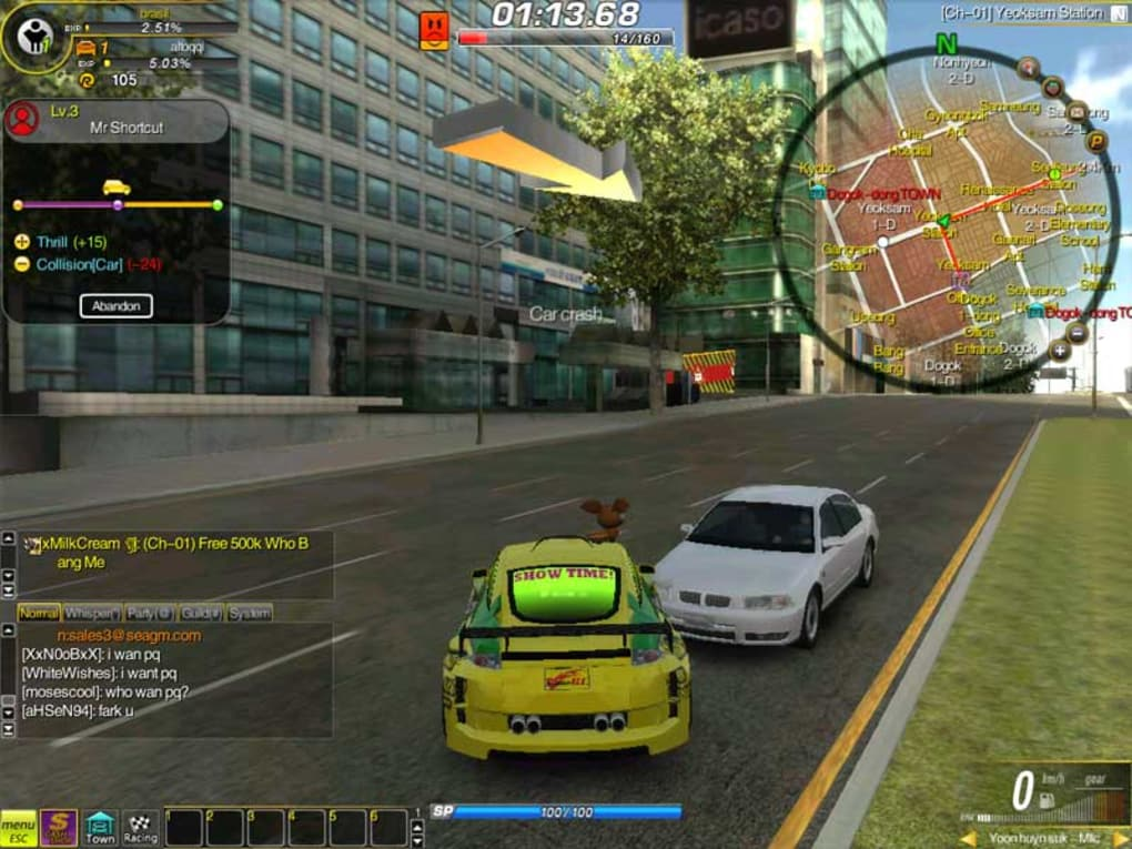 ray city Raycity is the second free to play racing mmo to feature a persistent game world after drift city the game offers plenty of single player and cooperative missions to familiarize players with the controls, and unlock access to greater parts of the city.