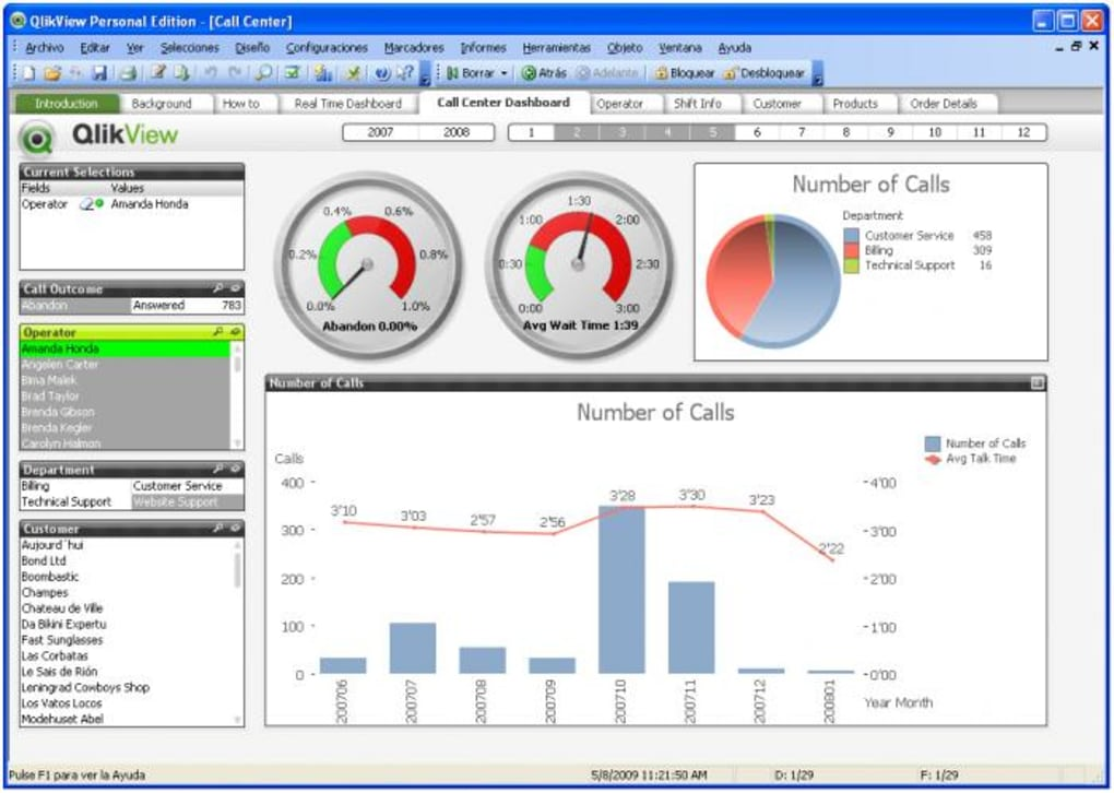QlikView - Download