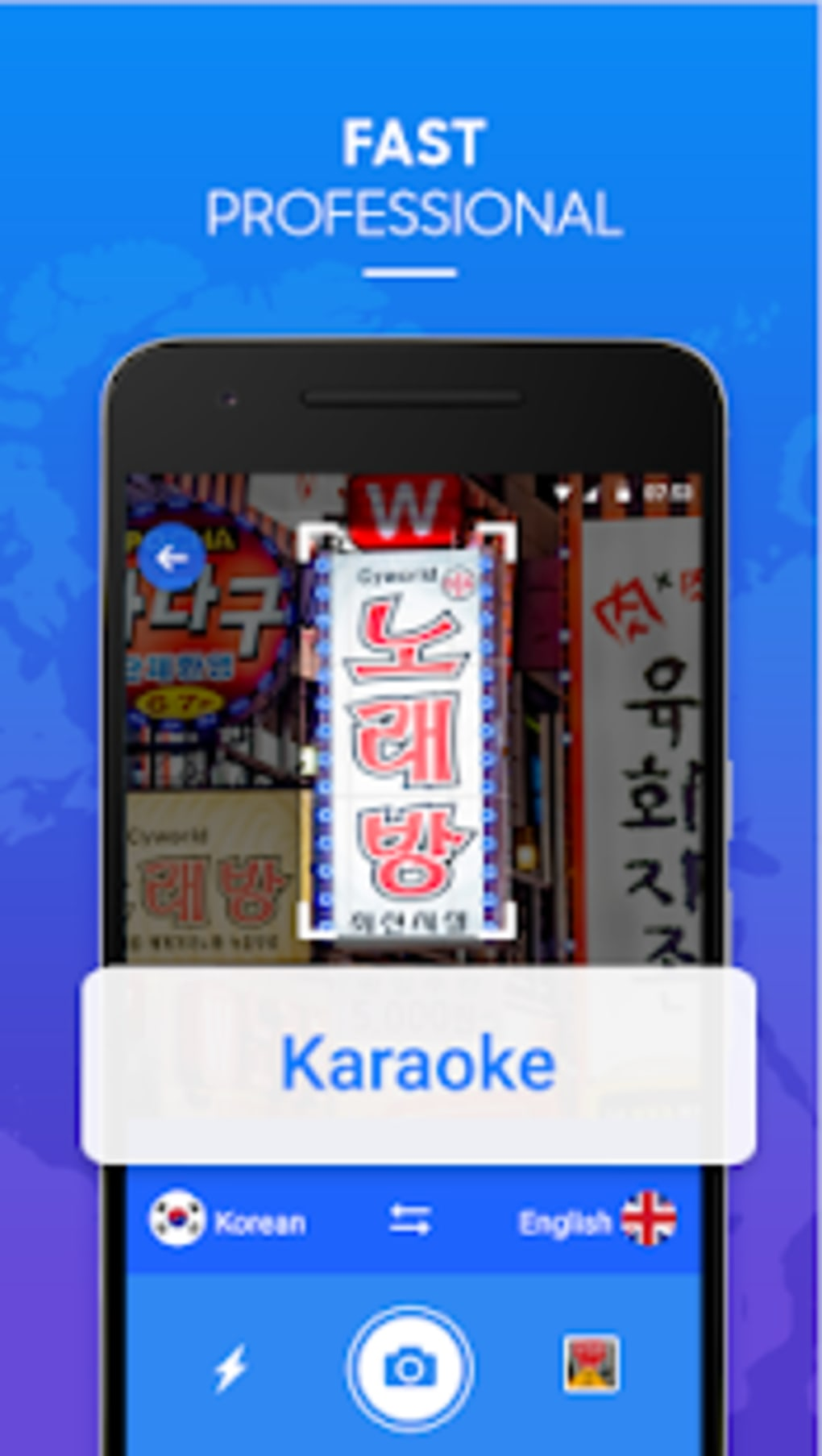 Translate All - Camera Translator Voice Text for Android