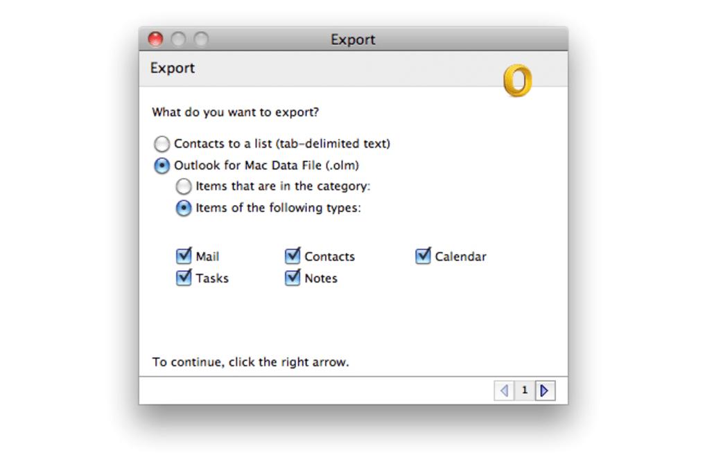 Microsoft Outlook 2011 per Mac - Download