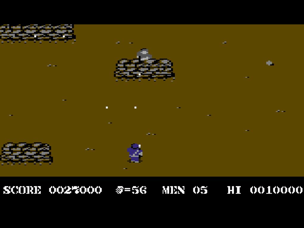 C64 Commando Remake - Download