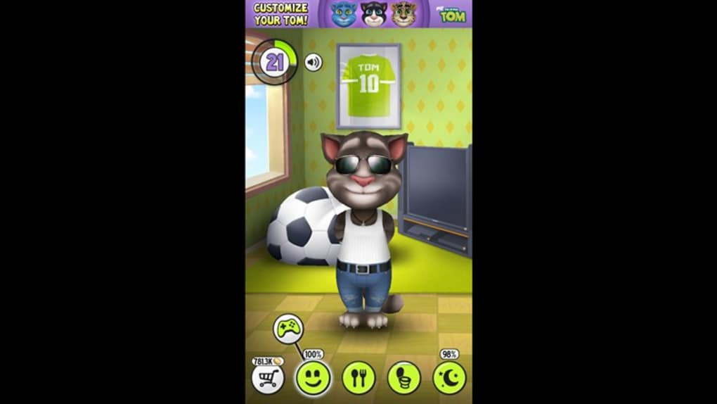 My Talking Tom - Download