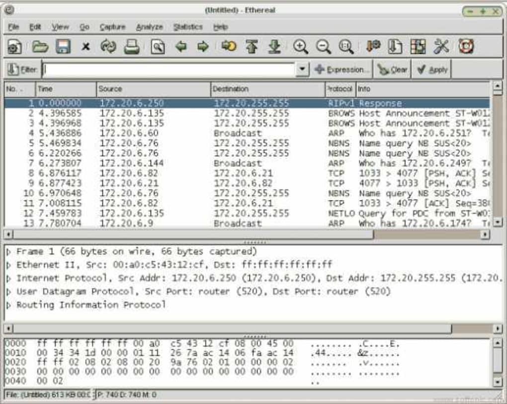 Wireshark - Download