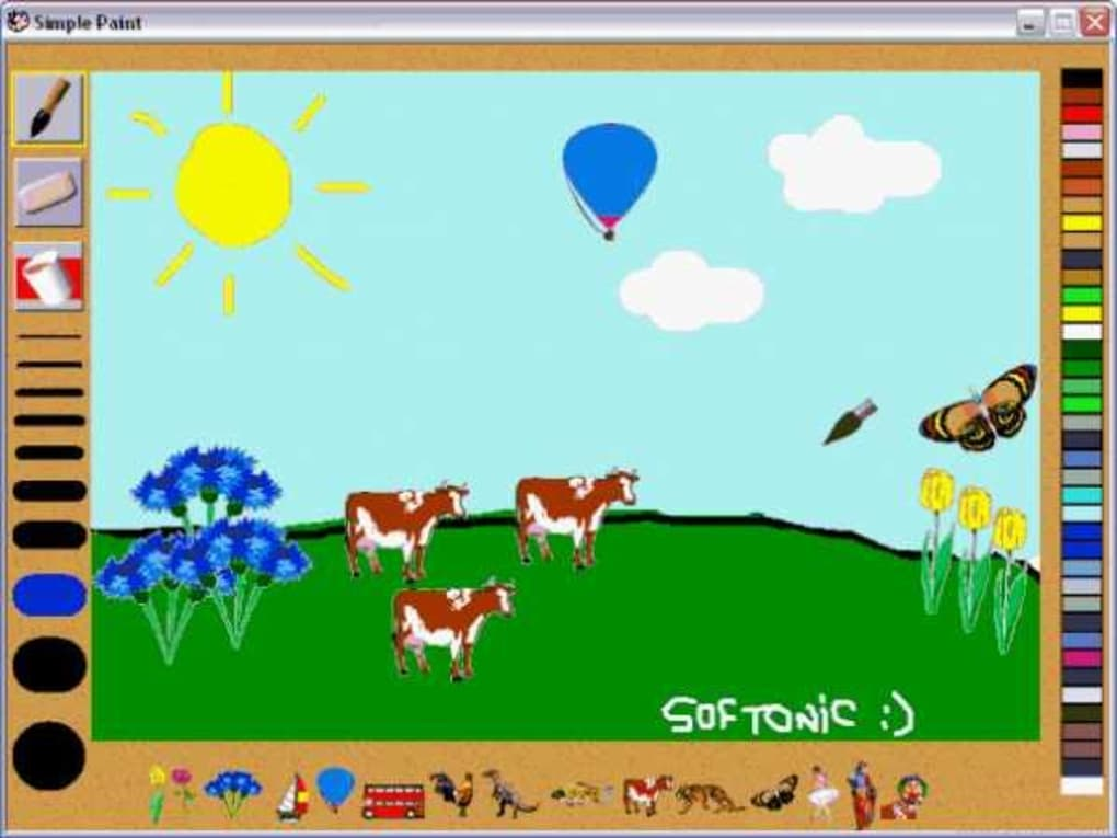 Simple Paint 1 2 Screenshots