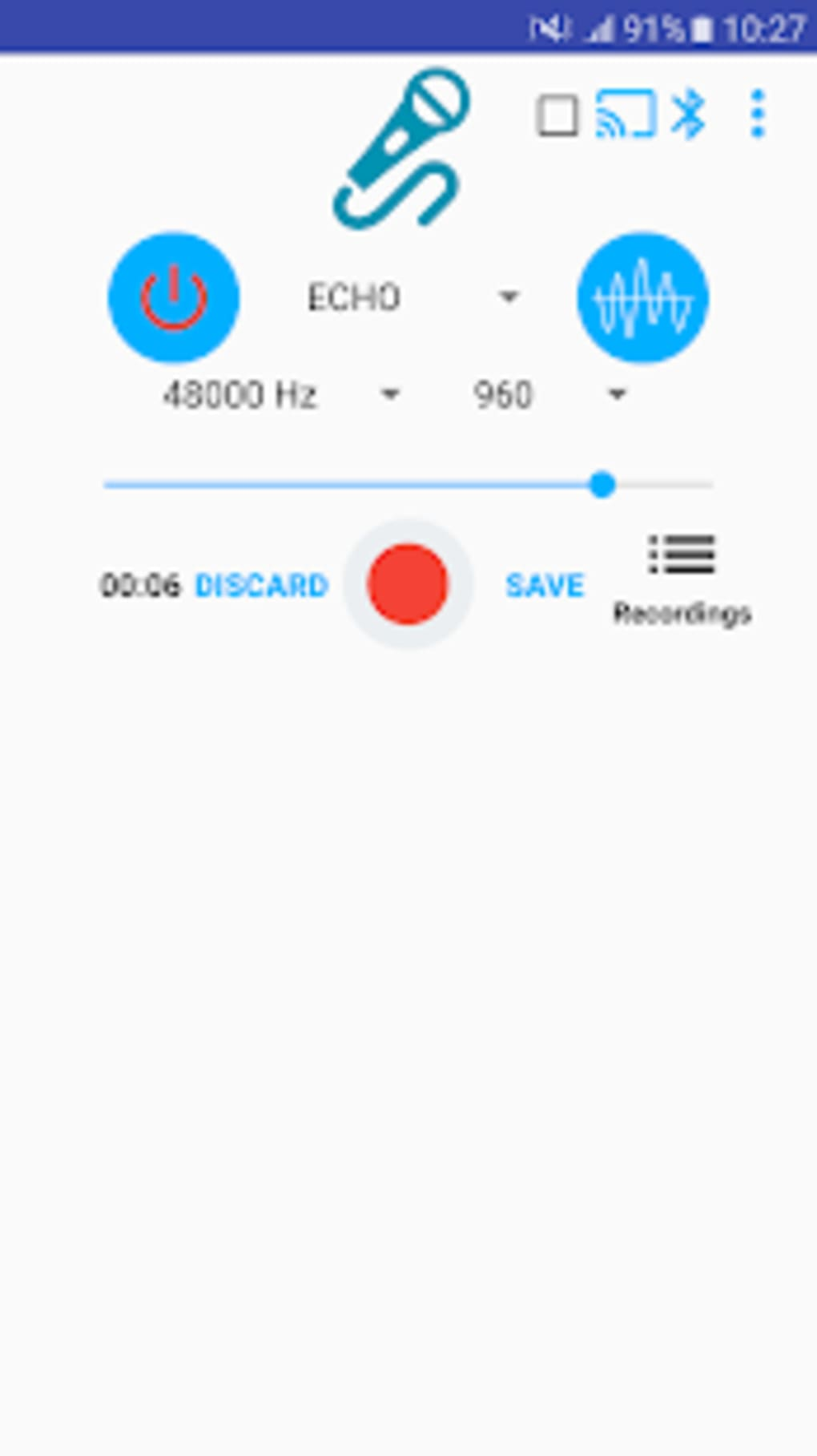 Microphone Pro No delay for Android - Download