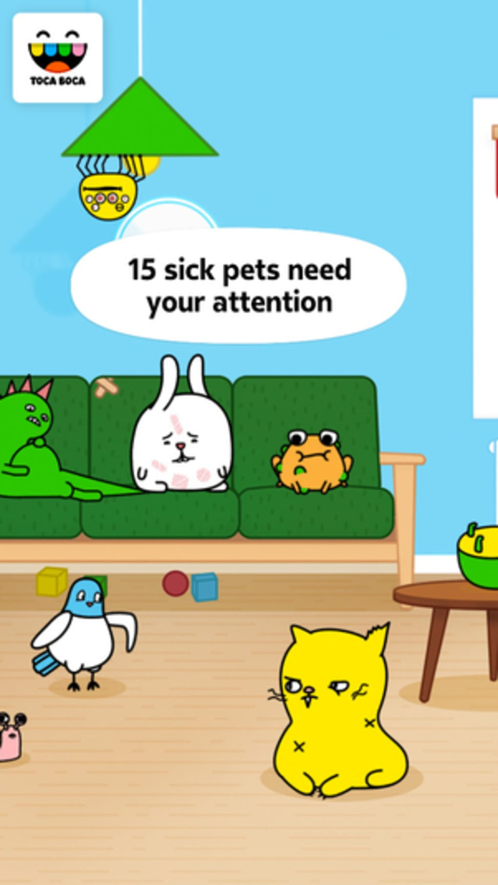 Toca Pet Doctor For Iphone Download