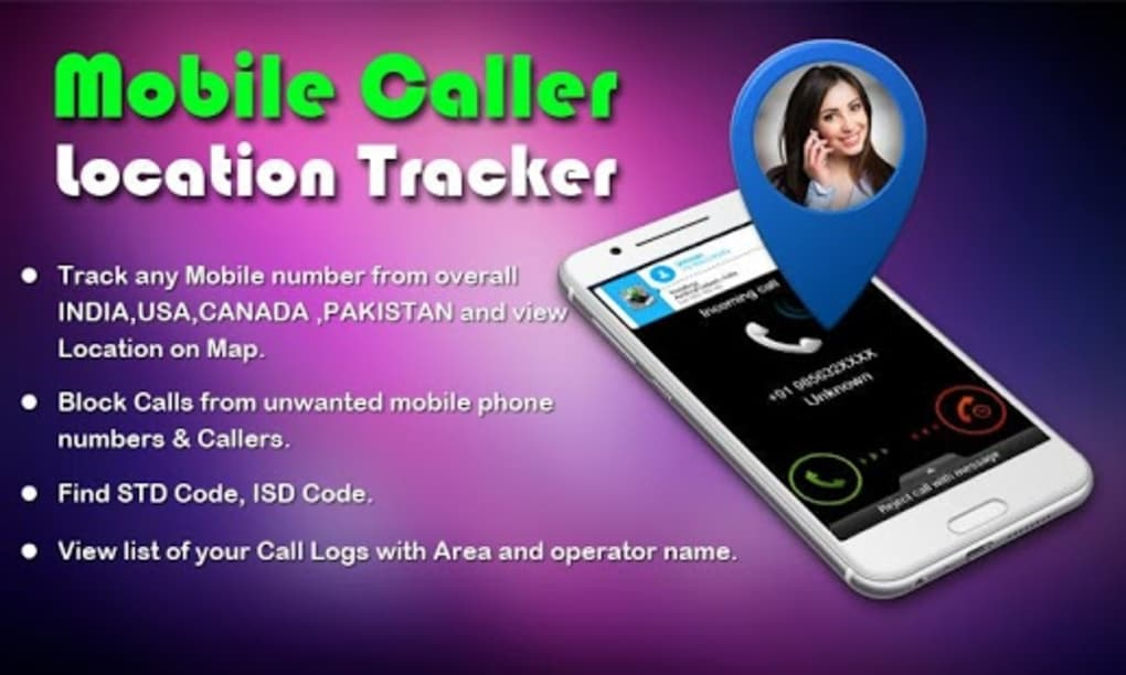Mobile Caller Number Location Tracker for Android - Download