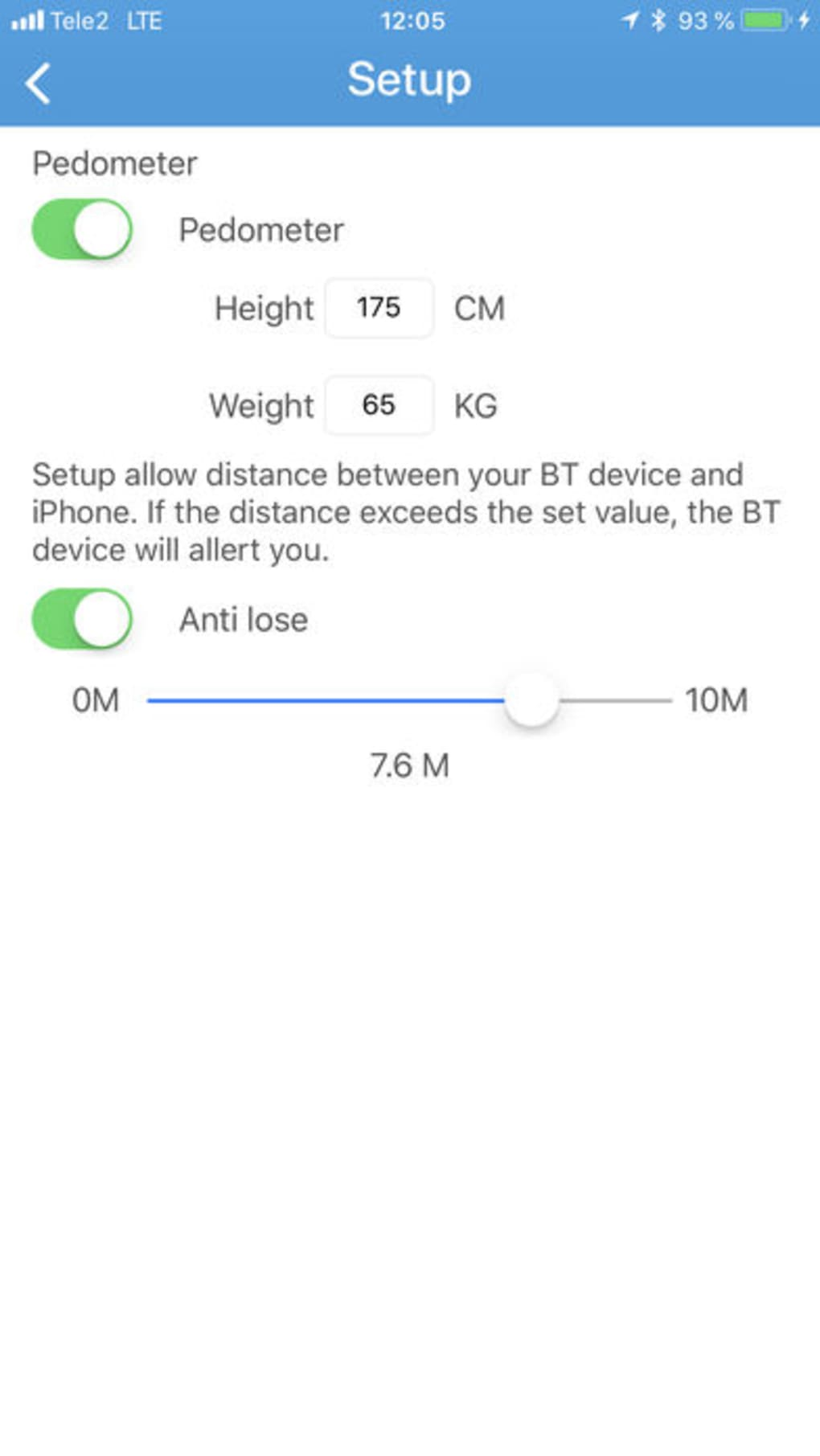 BT Connector - sync smartwatch for iPhone - Download