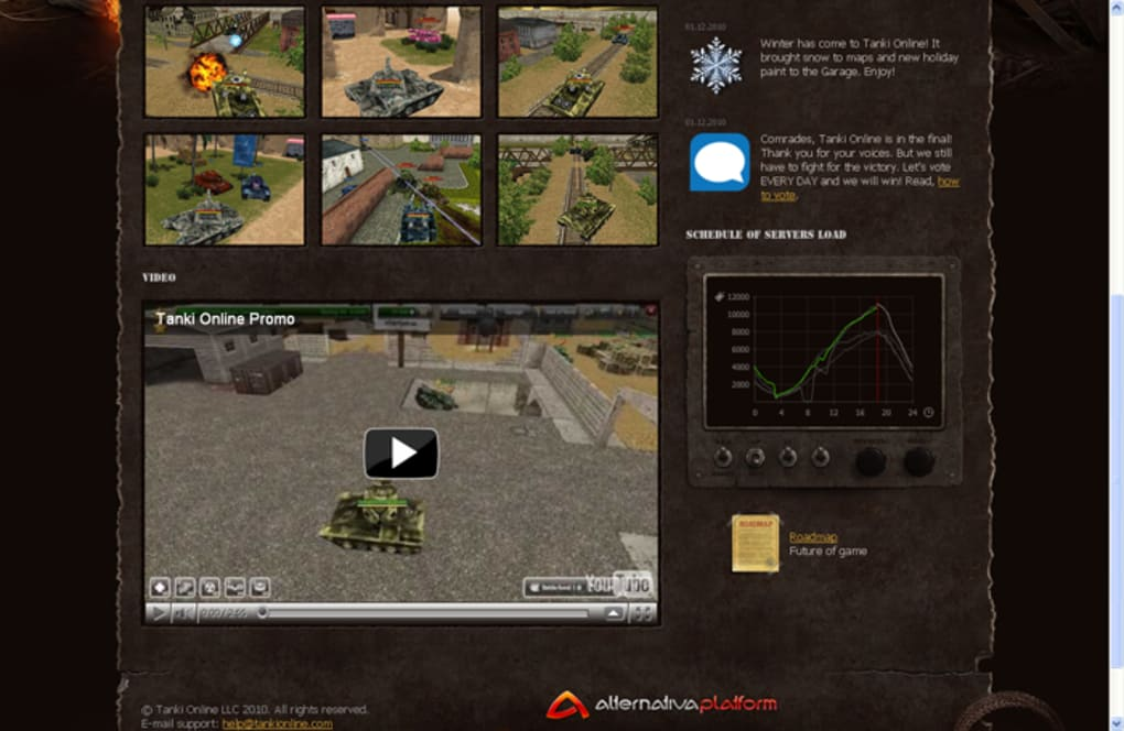 Tanki Online Download