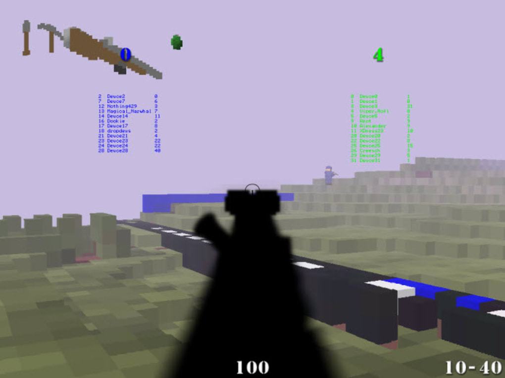 Ace Of Spades Download - Minecraft shooter spiele