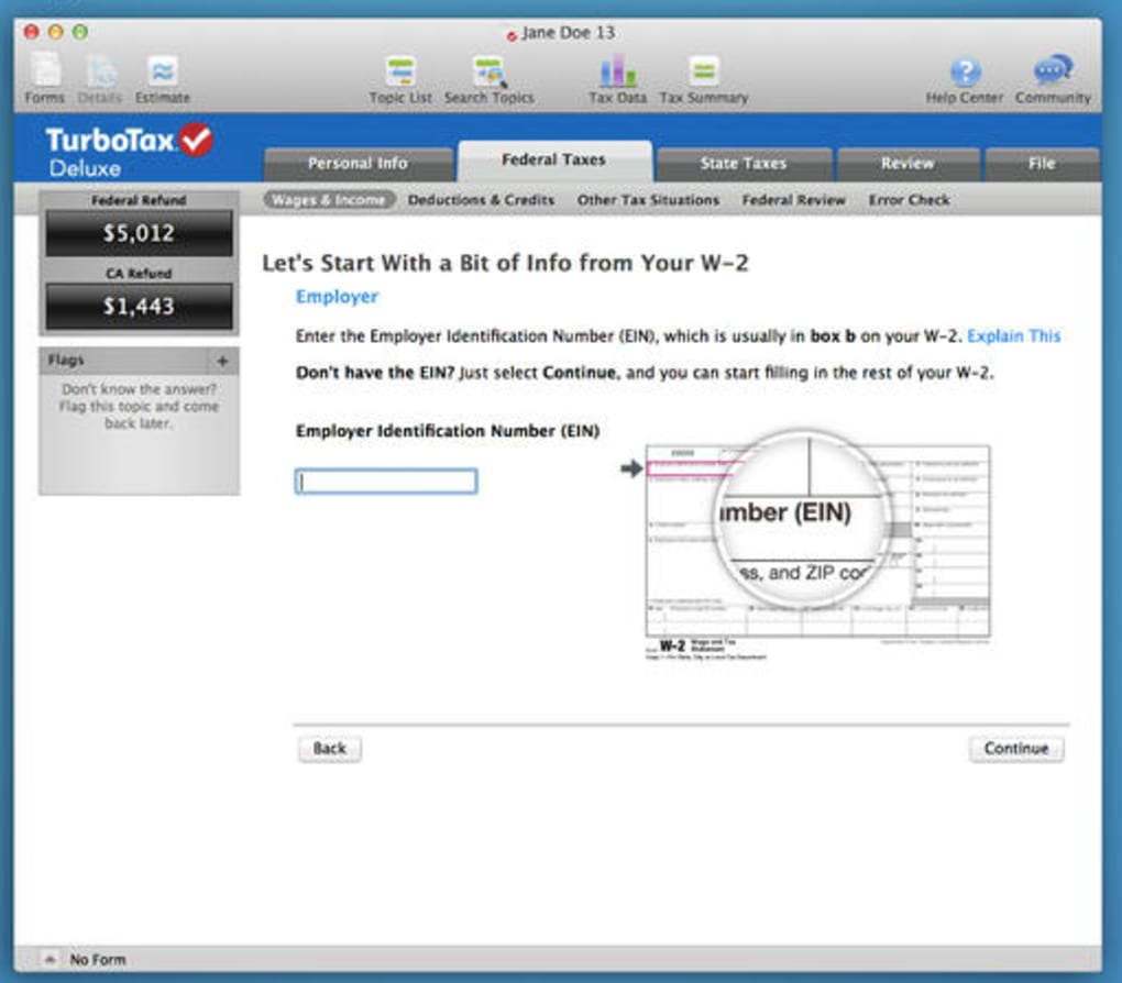 Intuit tax software for mac 2019