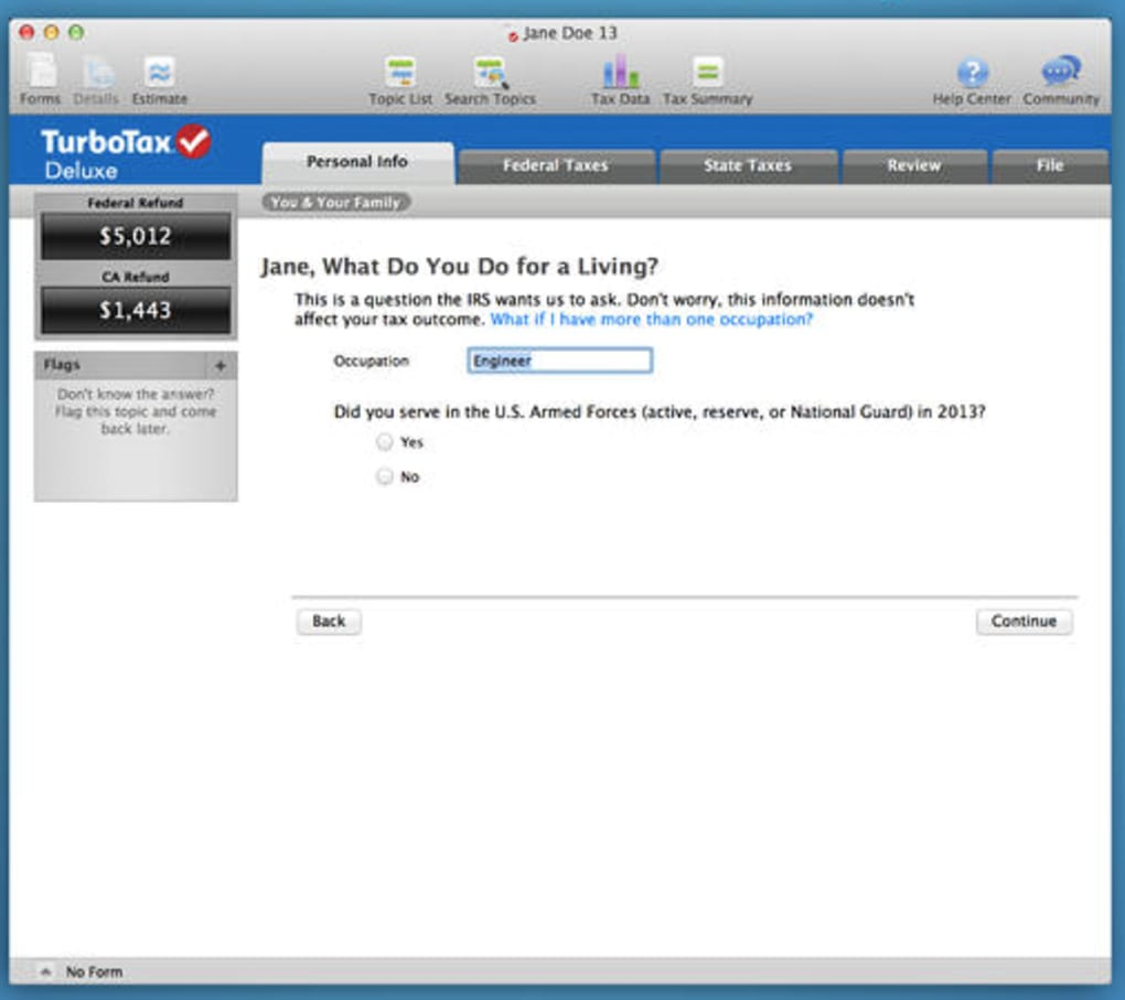 turbotax 2017 not loading on mac