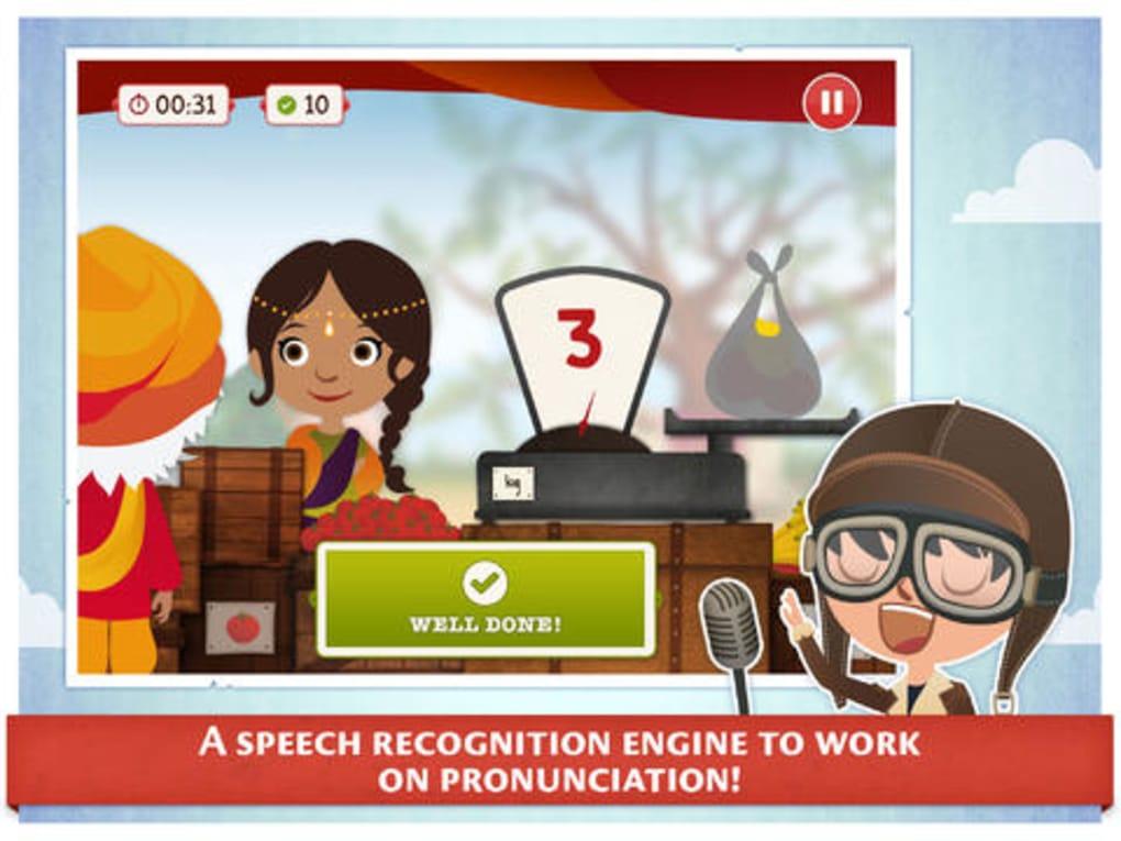 pili pop apprendre parler anglais n 39 a jamais t aussi fun hd pour iphone t l charger. Black Bedroom Furniture Sets. Home Design Ideas