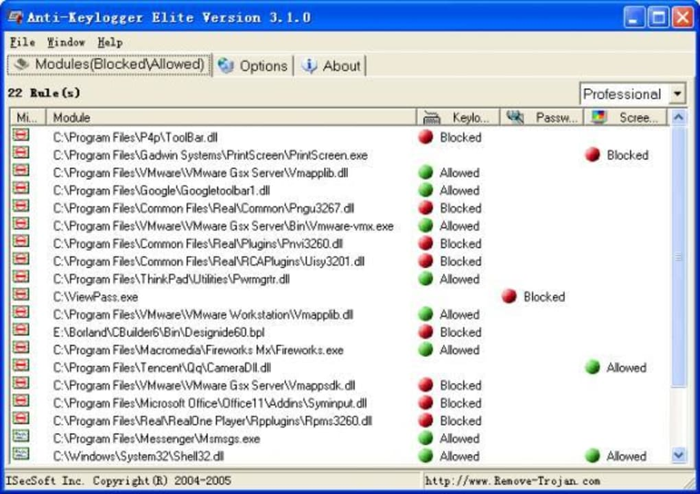 Anti-Keylogger Elite - Download