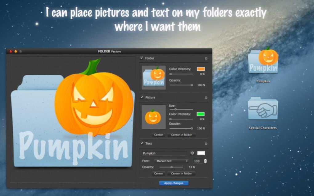 Folder Factory for Mac - Download