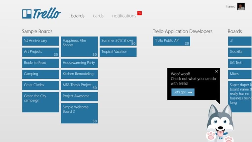where to download trello for windows 10