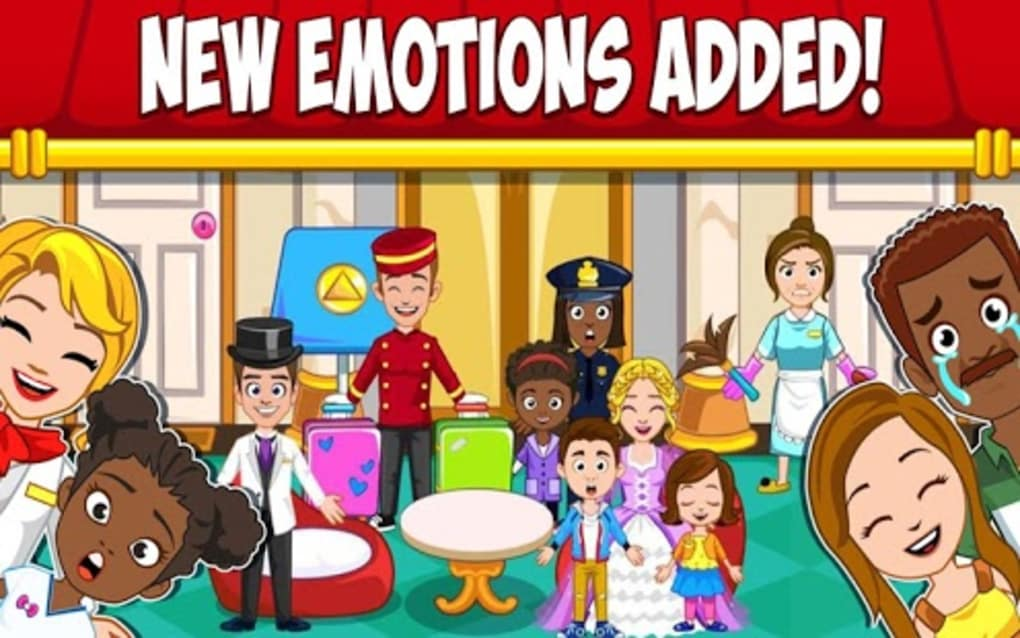 My Town : Hotel for Android - Download