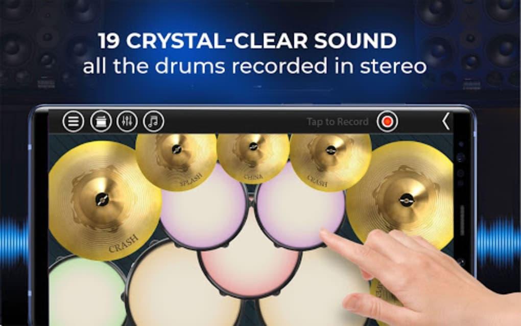 Drum Kit Simulator: Drum Pad Machine Beat Maker for Android
