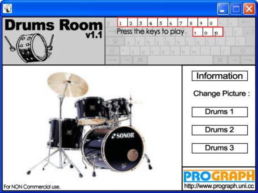 Drums Room - Download