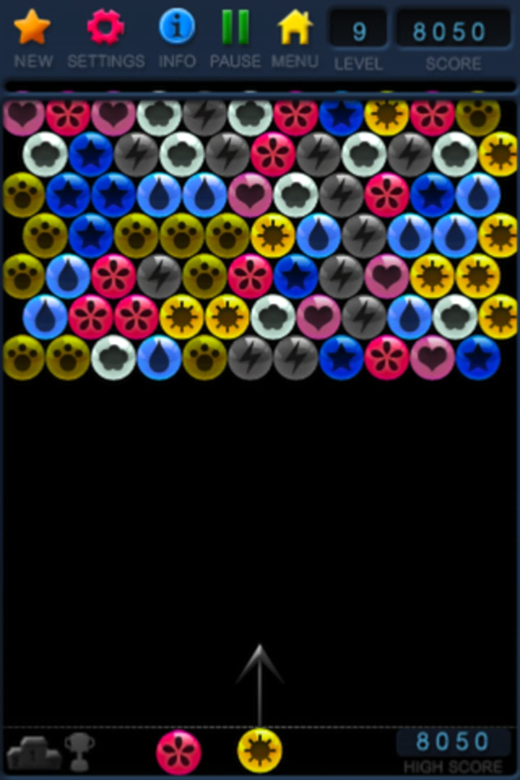 Bubble Shooter Free Pour Iphone T 233 L 233 Charger