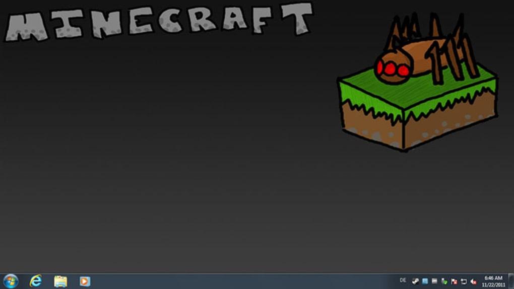 Minecraft Theme - Download
