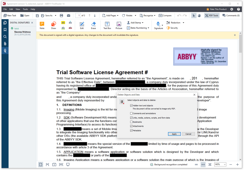ABBYY FineReader 12 incl Crack Full Version Download