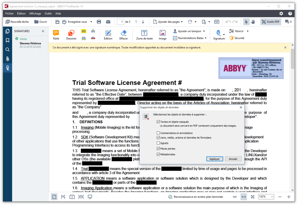 abbyy finereader 9.0 sprint gratuit