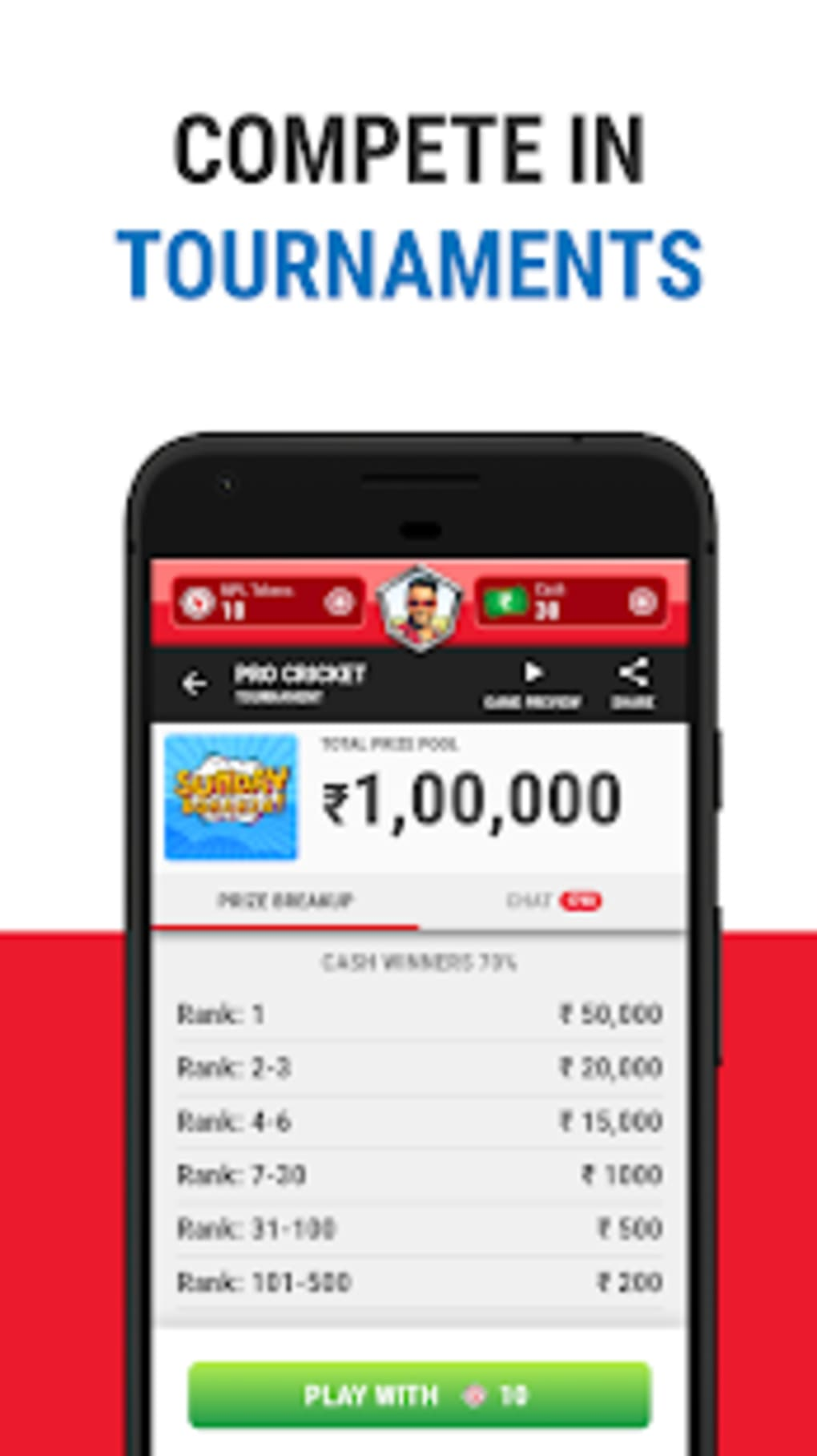MPL - Mobile Premier League for Android - Download