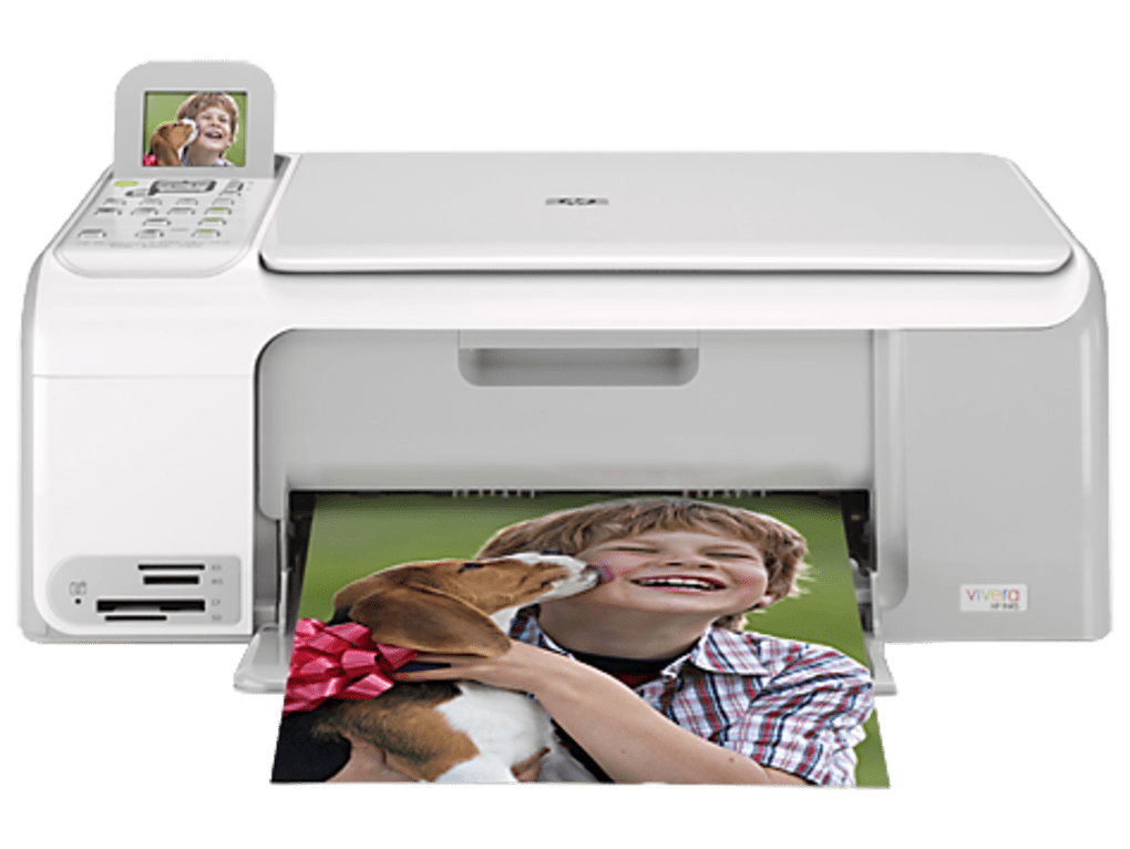 HP Photosmart C3100 All-in-One Printer Series Printer Specifications