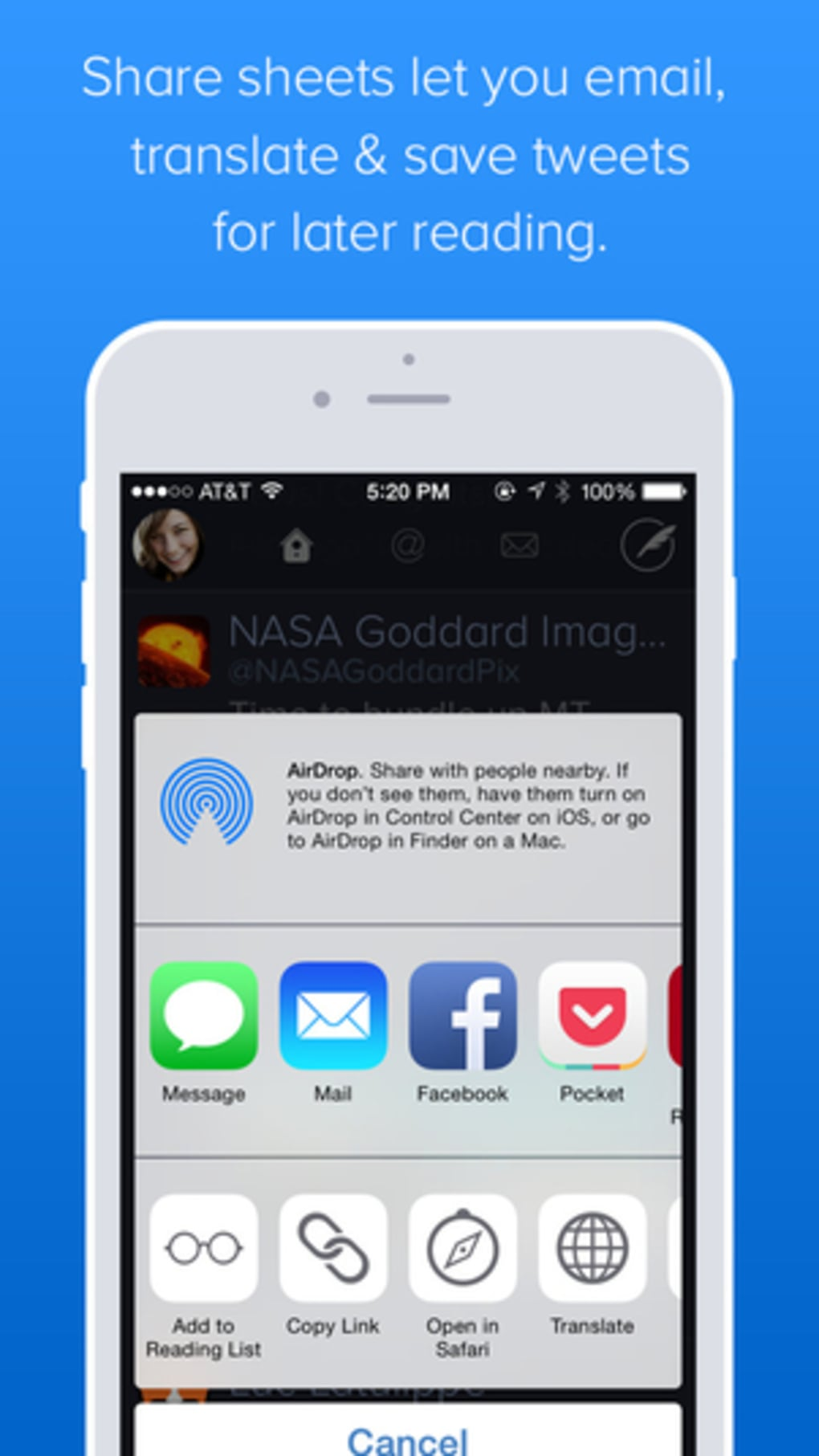 Twitterrific for iPhone - Download