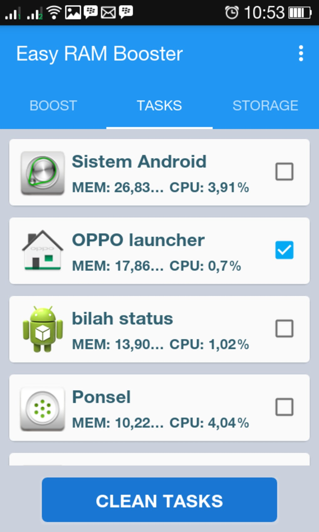 RAM Speed Booster Memory Cleaner for Android - Download