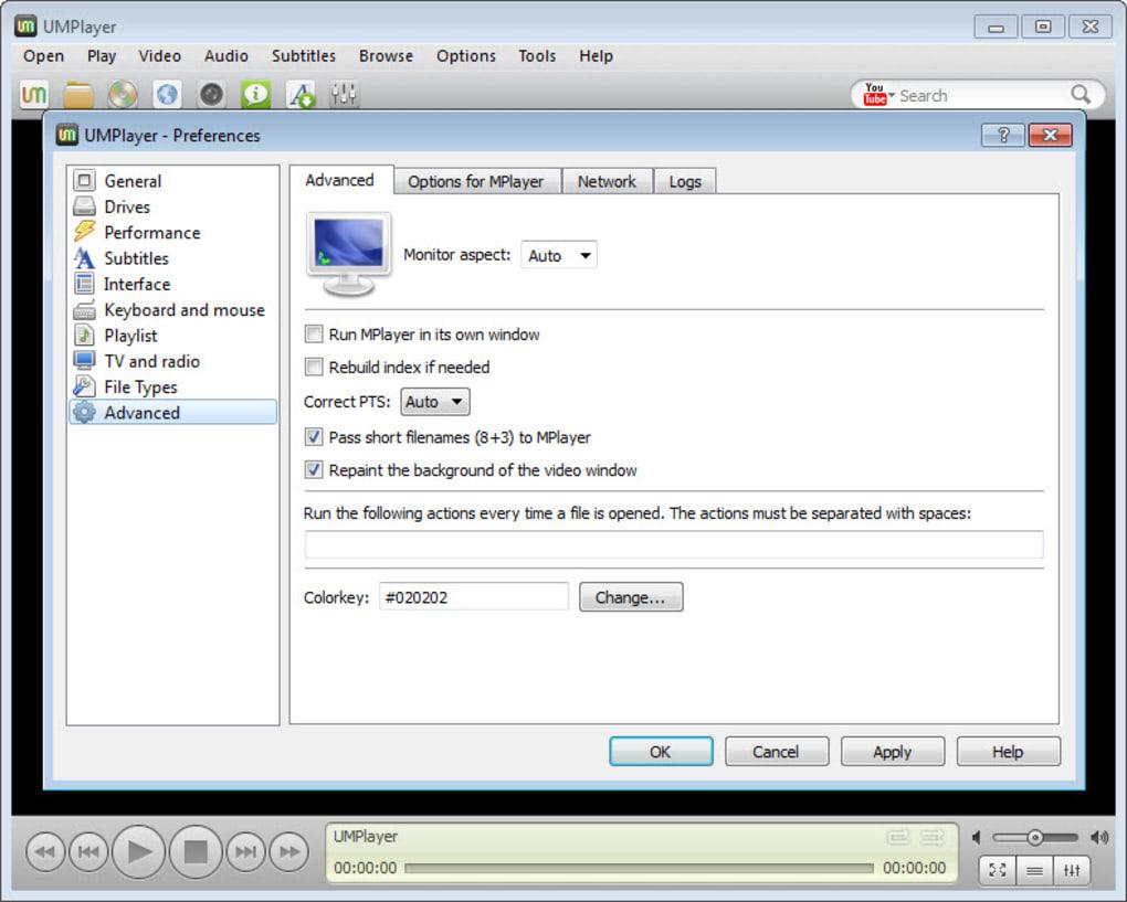 UMPlayer - Download