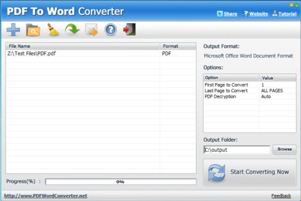 descargar convertidor de pdf a word gratis en espanol full 2019