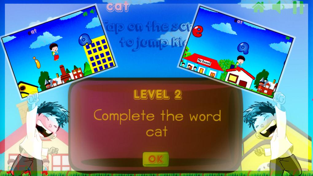 ABC Kids English Spelling Game