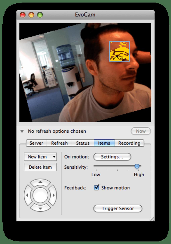 Free Webcam Settings Software For Mac
