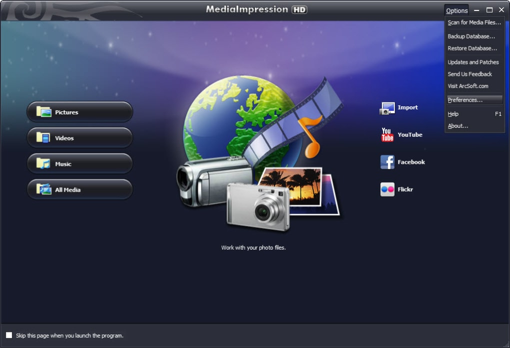 arcsoft mediaimpression for kodak playsport
