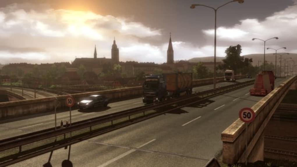 Euro Truck Simulator 2 Going East Download