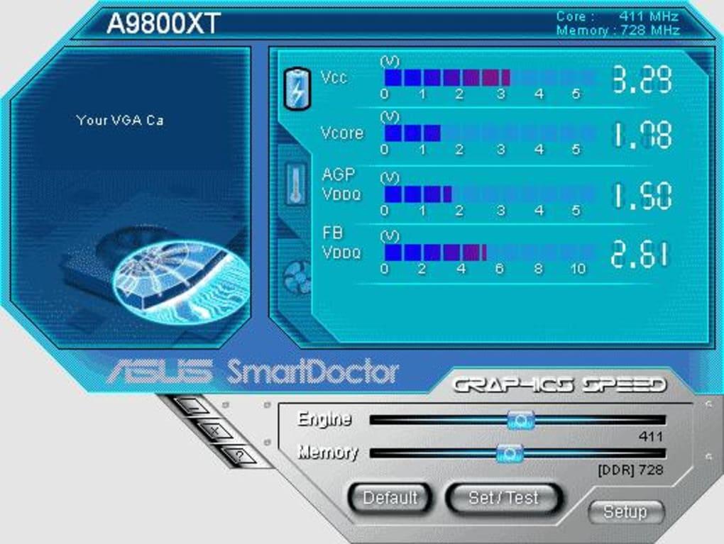 ASUS Smart Doctor Windows 8 X64