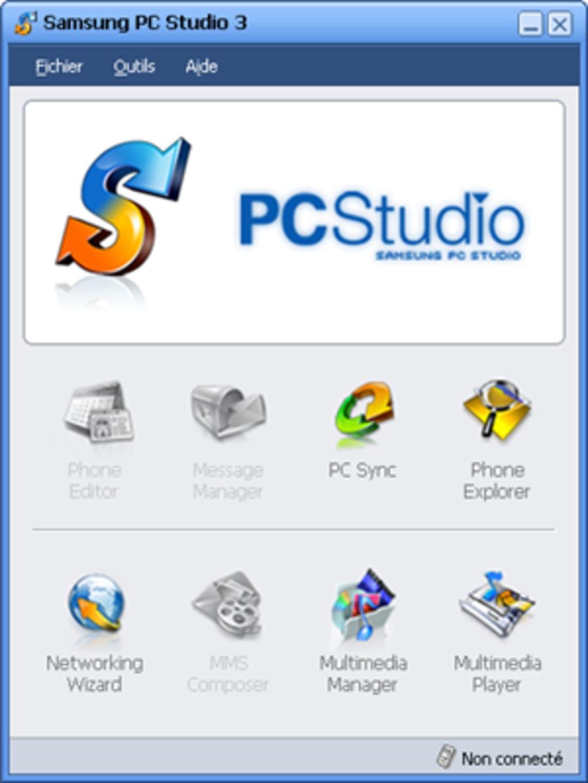 Samsung PC Studio - Download