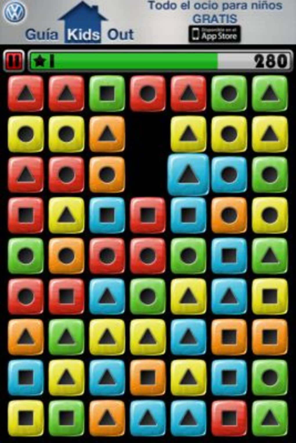 Shape Shift for iPhone - Download