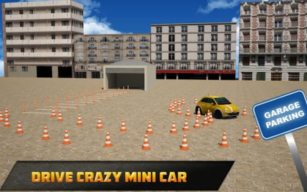 Street Prado Car Parking 3D for Android - Download