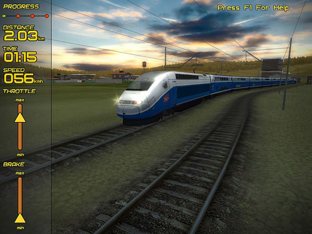 Passenger Train Simulator - Download