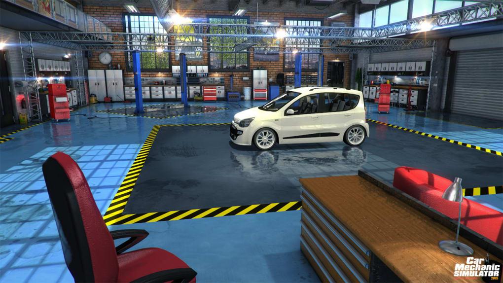 Car Mechanic Simulator 2015 Mods >> Car Mechanic Simulator 2015 Download
