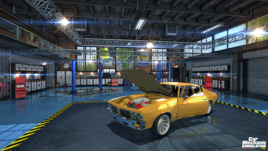 Car Mechanic Simulator 2015 - Download