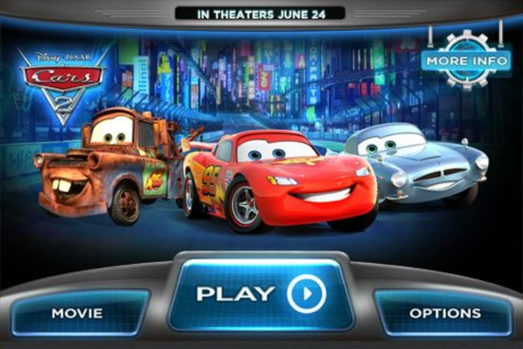 Cars 2 For Iphone Download