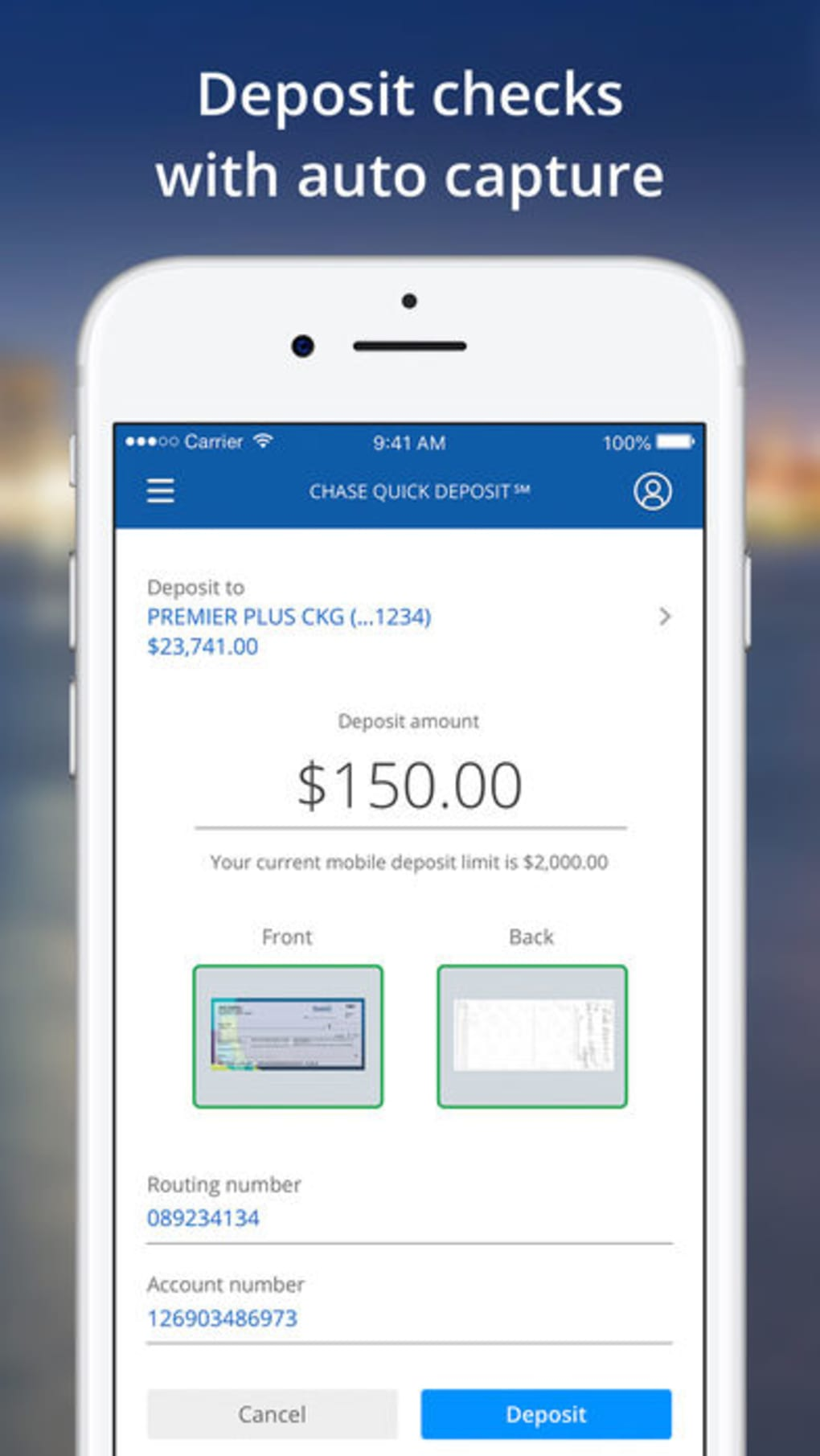 Chase Mobile® for iPhone - Download