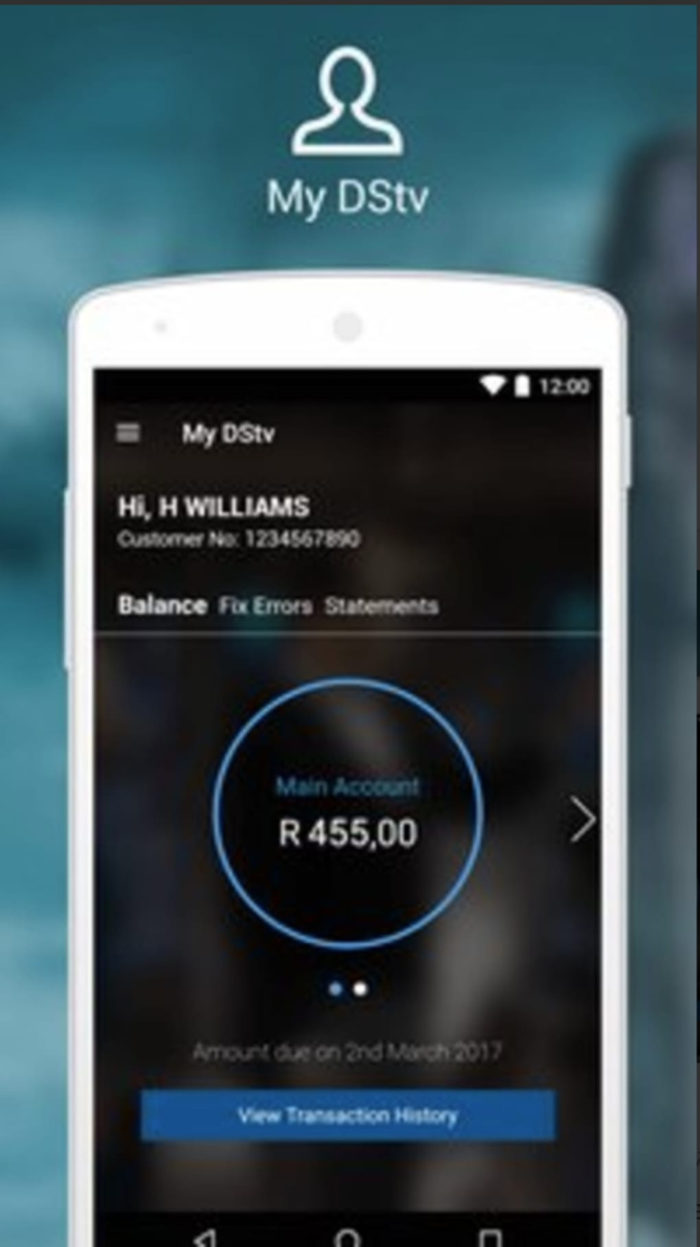 DStv Now for Android - Download