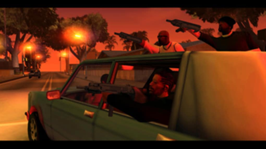 GTA: San Andreas for Mac - Download